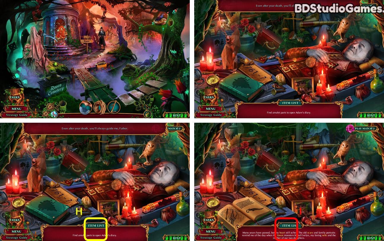 Spirit Legends: The Forest Wraith Walkthrough Screenshot 0005