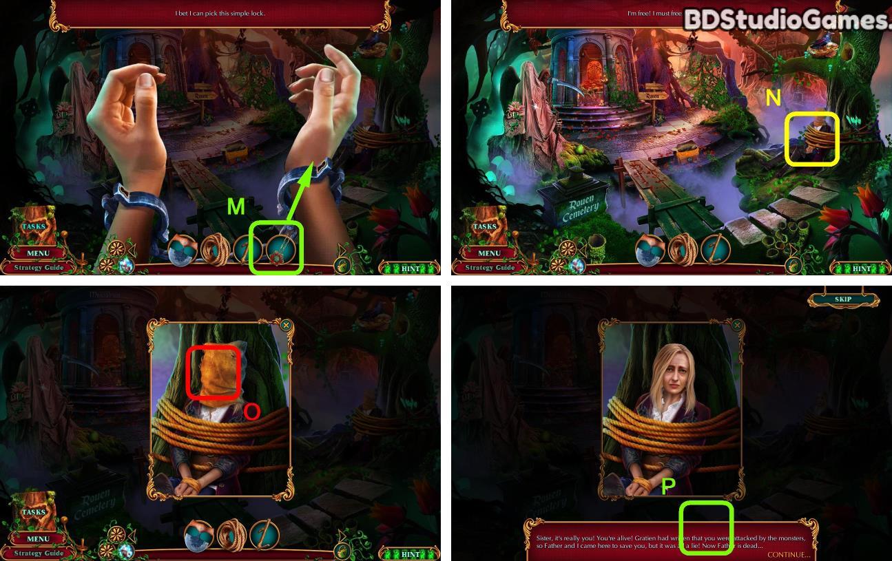 Spirit Legends: The Forest Wraith Walkthrough Screenshot 0007