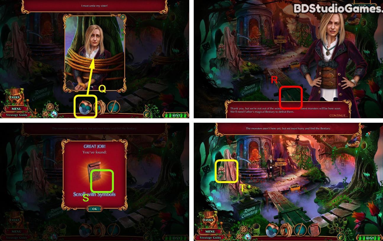 Spirit Legends: The Forest Wraith Walkthrough Screenshot 0008