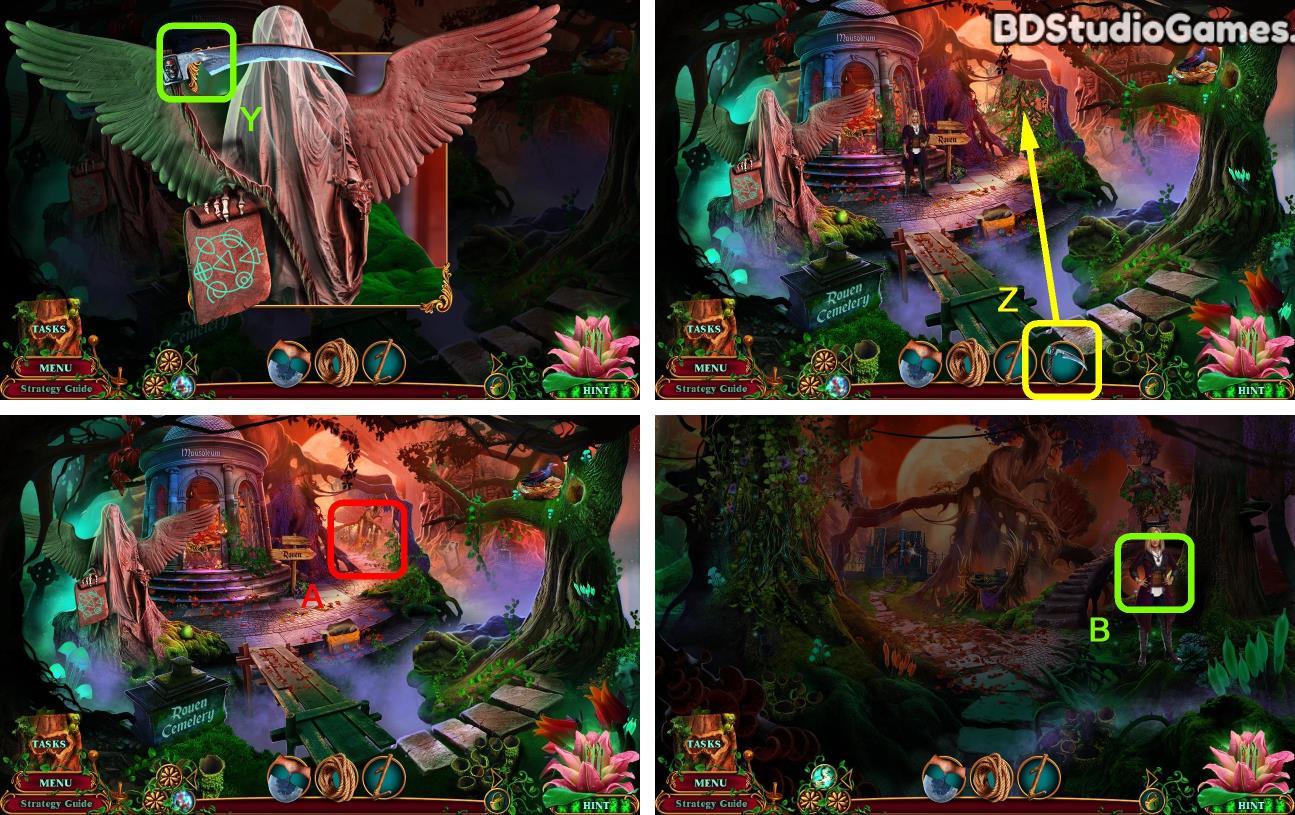 Spirit Legends: The Forest Wraith Walkthrough Screenshot 0010
