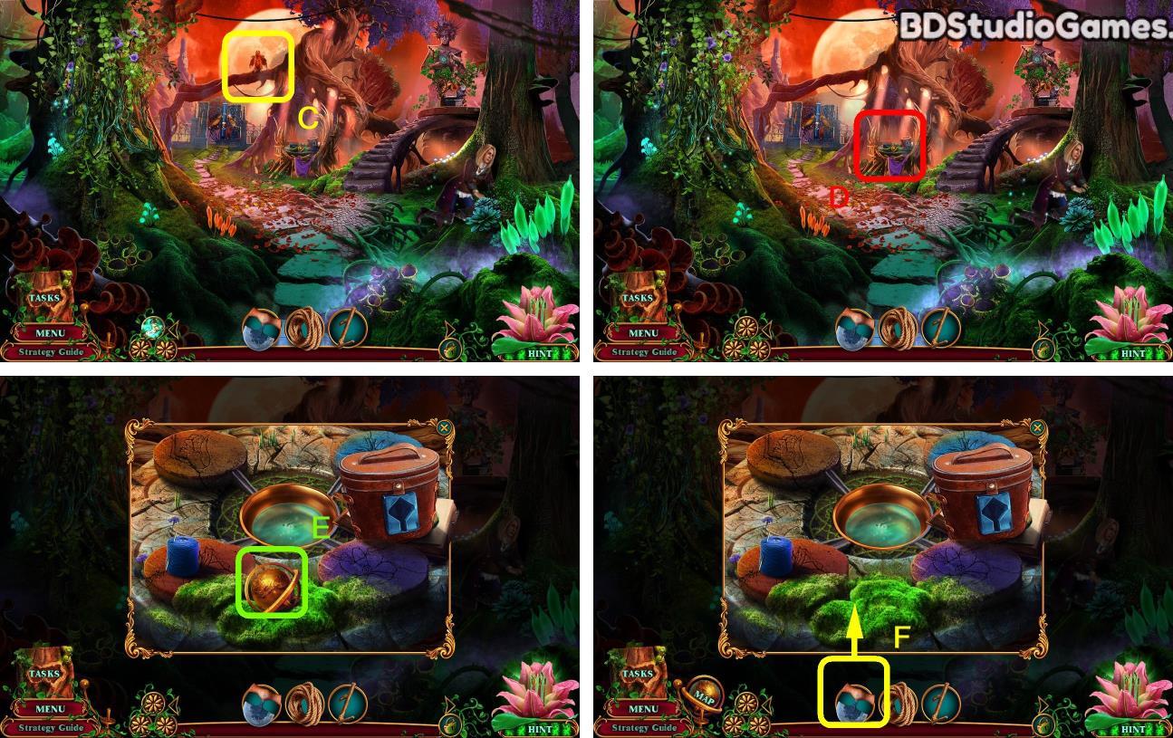 Spirit Legends: The Forest Wraith Walkthrough Screenshot 0011