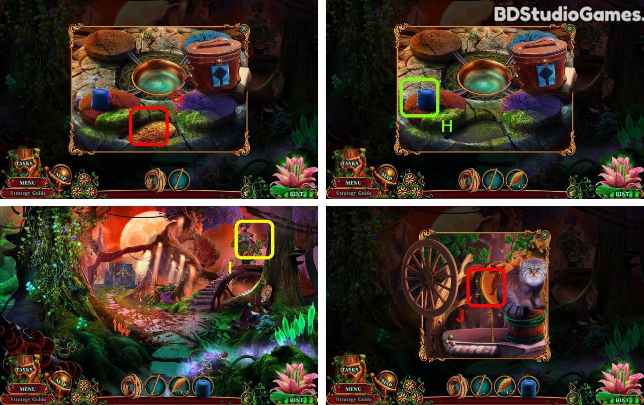 Spirit Legends: The Forest Wraith Walkthrough Screenshot 0012