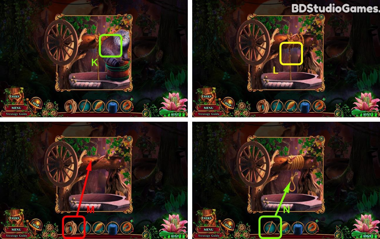 Spirit Legends: The Forest Wraith Walkthrough Screenshot 0013