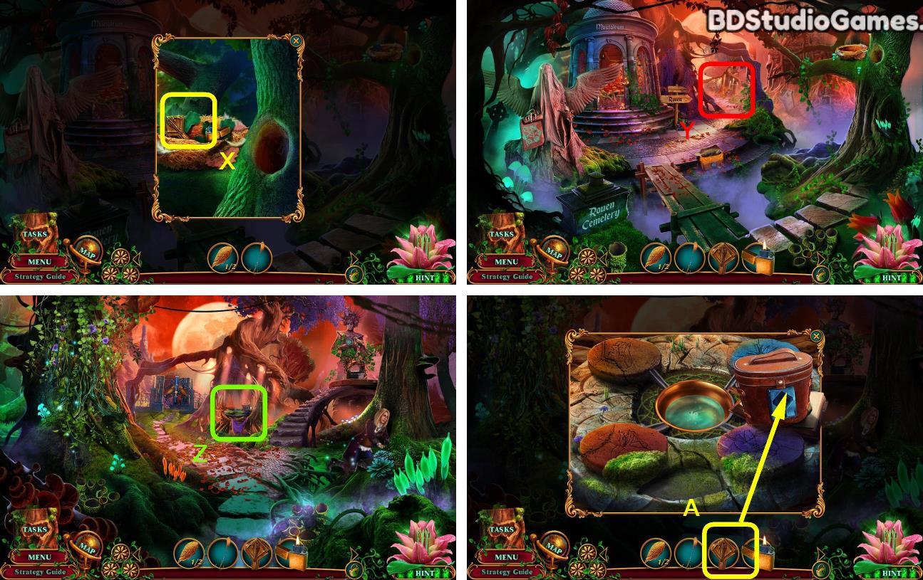 Spirit Legends: The Forest Wraith Walkthrough Screenshot 0016