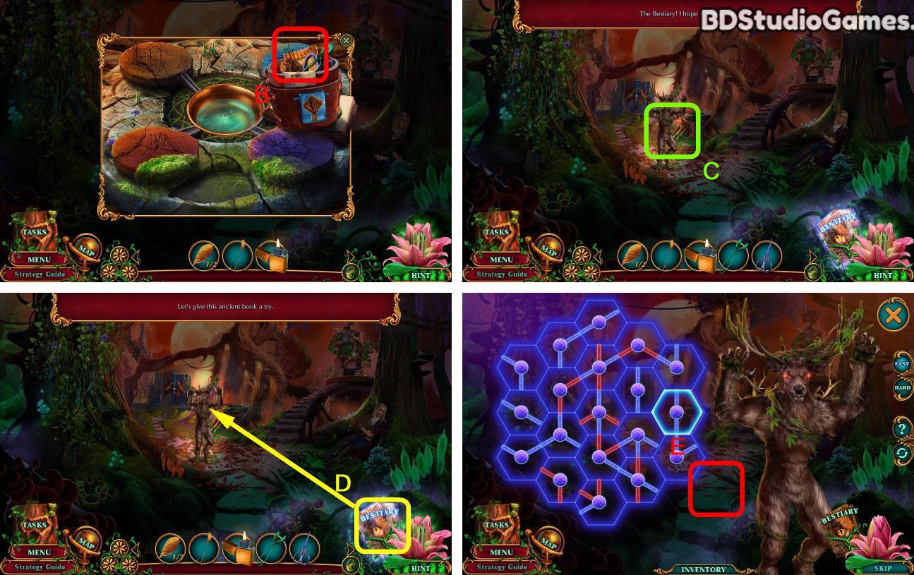 Spirit Legends: The Forest Wraith Walkthrough Screenshot 0017