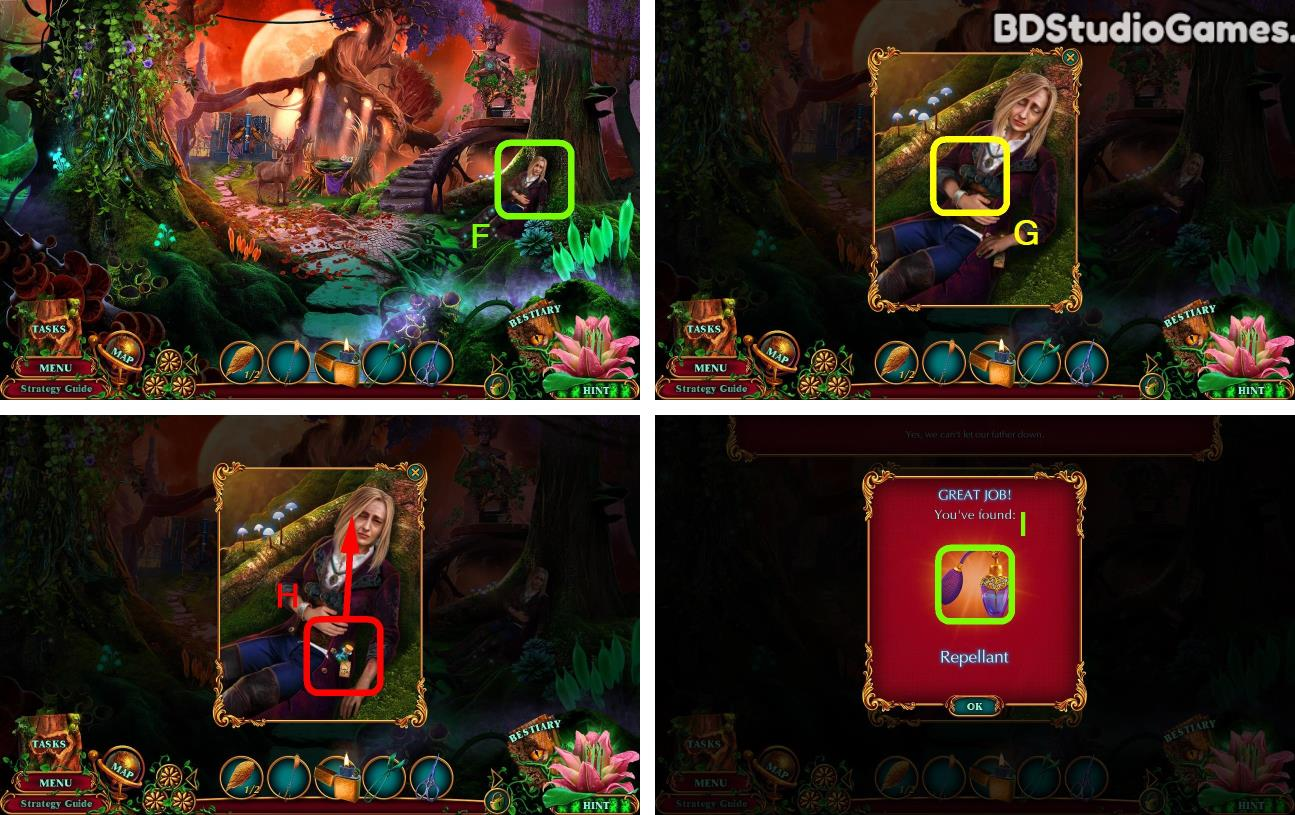 Spirit Legends: The Forest Wraith Walkthrough Screenshot 0018