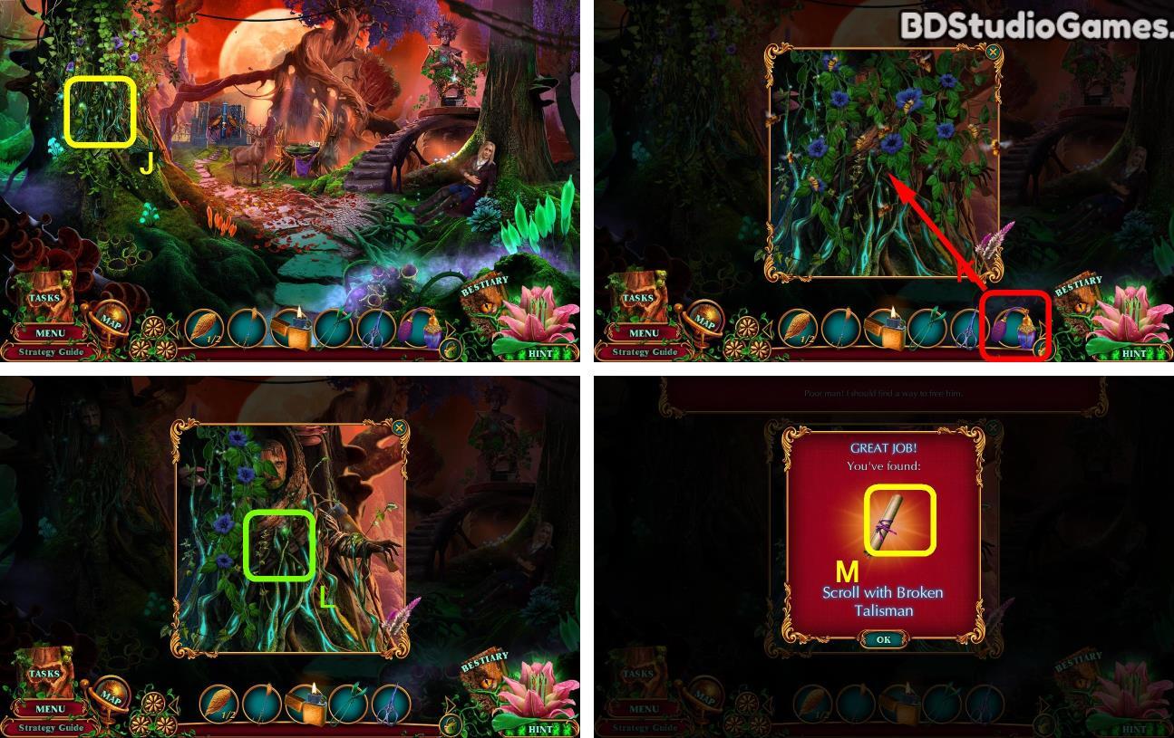 Spirit Legends: The Forest Wraith Walkthrough Screenshot 0019