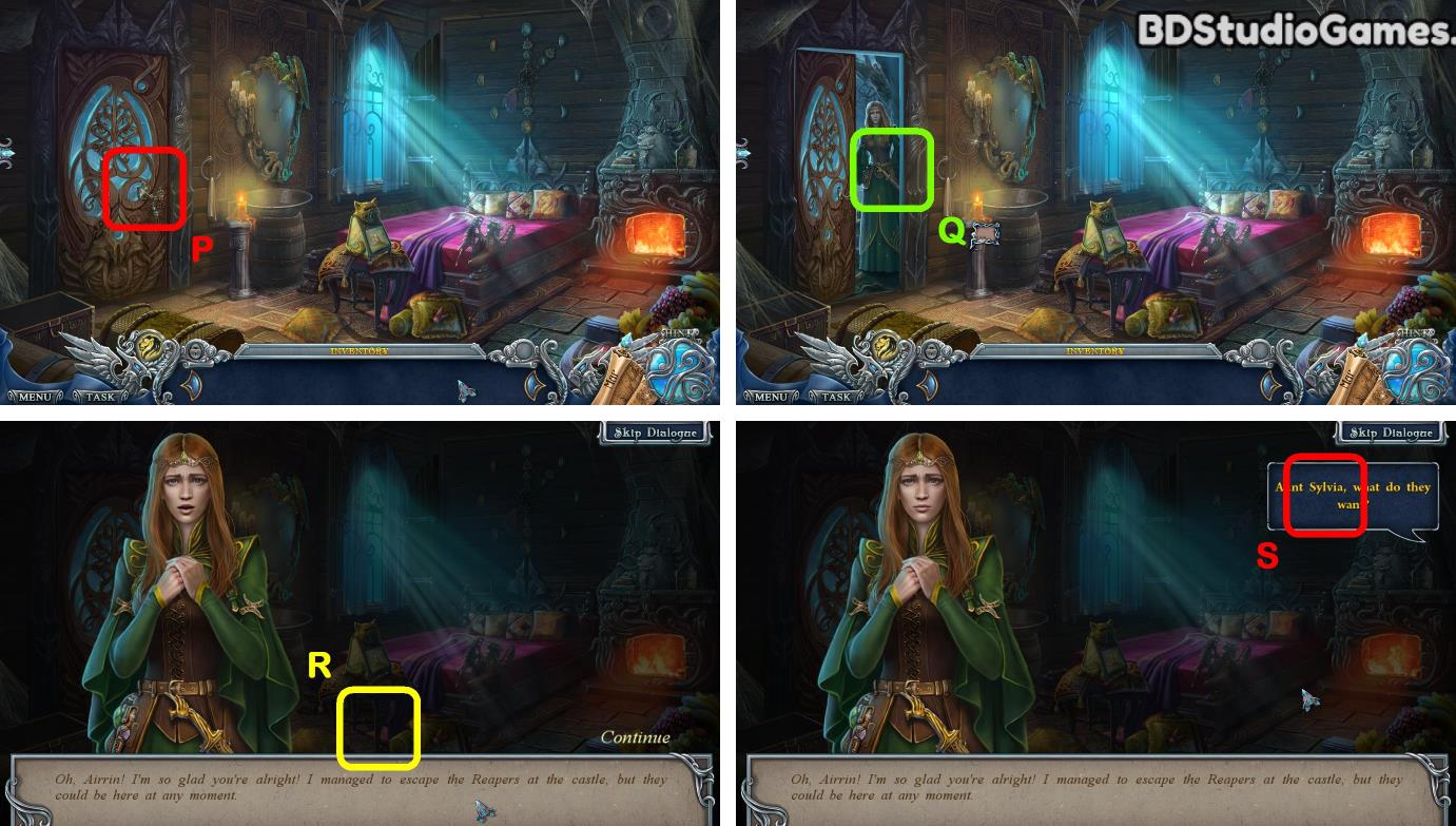 Spirits Of Mystery: Whisper Of The Past Walkthrough Screenshot 0002