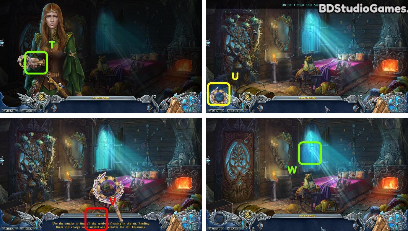 Spirits Of Mystery: Whisper Of The Past Walkthrough Screenshot 0003