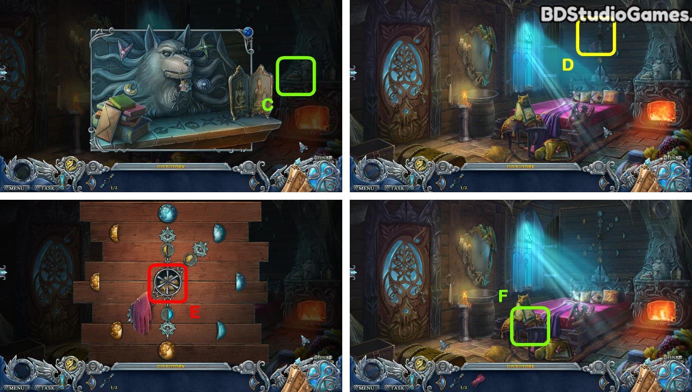 Spirits Of Mystery: Whisper Of The Past Walkthrough Screenshot 0005
