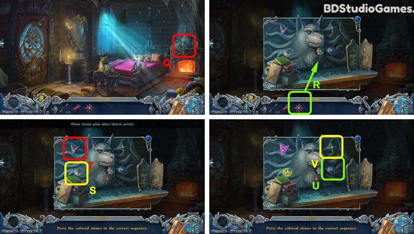 Spirits Of Mystery: Whisper Of The Past Walkthrough Screenshot 0008