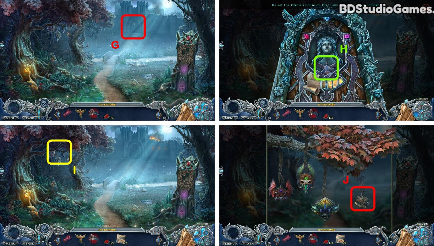 Spirits Of Mystery: Whisper Of The Past Walkthrough Screenshot 0018