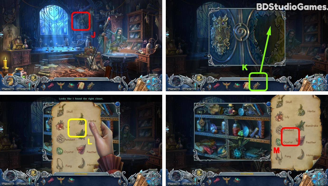 Spirits Of Mystery: Whisper Of The Past Walkthrough Screenshot 0044
