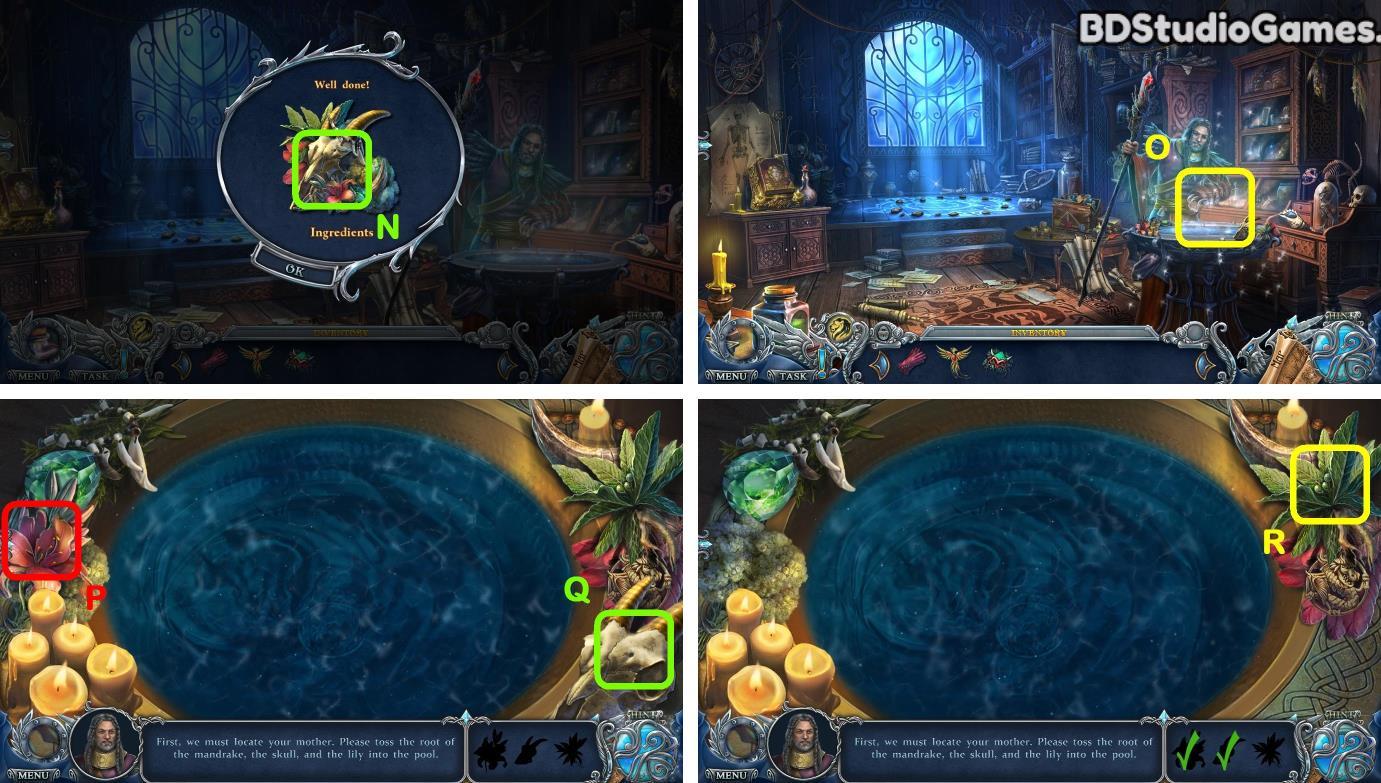 Spirits Of Mystery: Whisper Of The Past Walkthrough Screenshot 0045