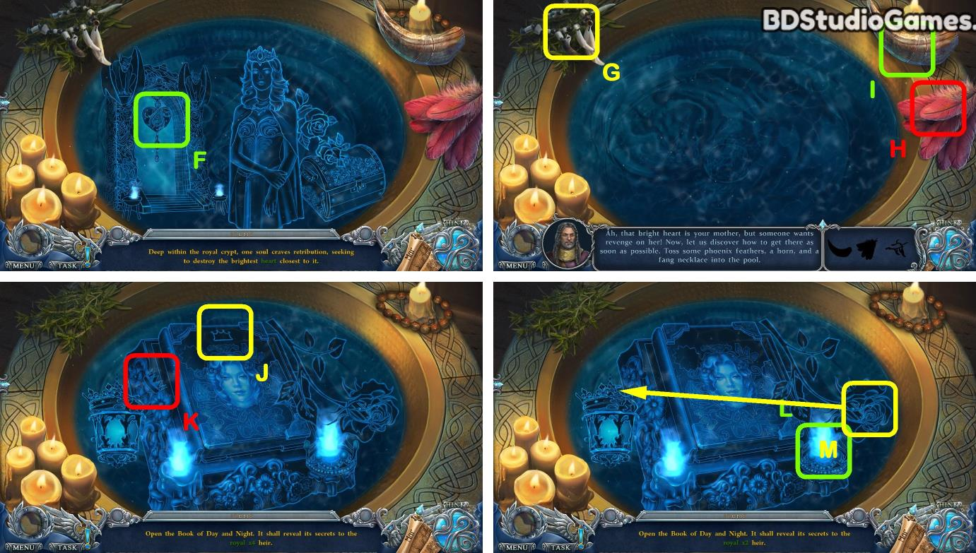Spirits Of Mystery: Whisper Of The Past Walkthrough Screenshot 0048