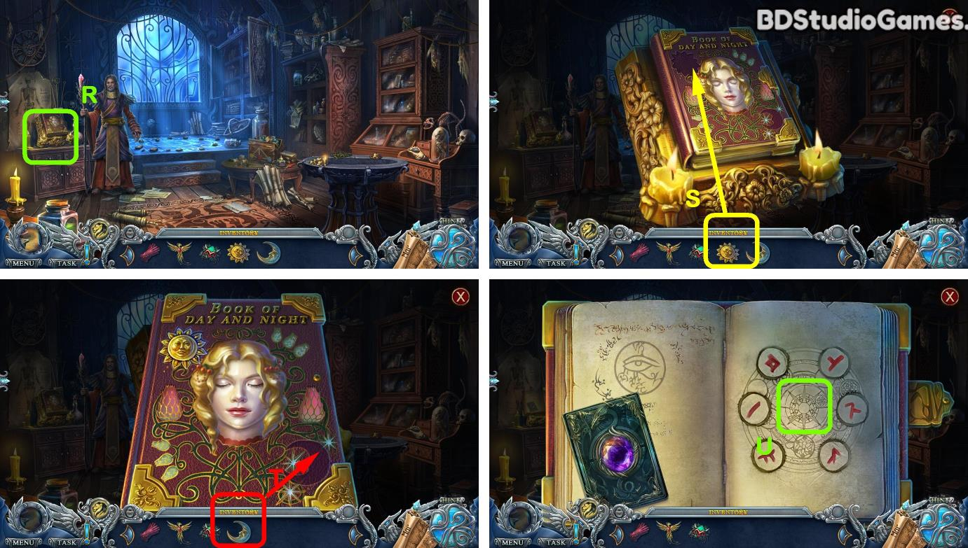 Spirits Of Mystery: Whisper Of The Past Walkthrough Screenshot 0050