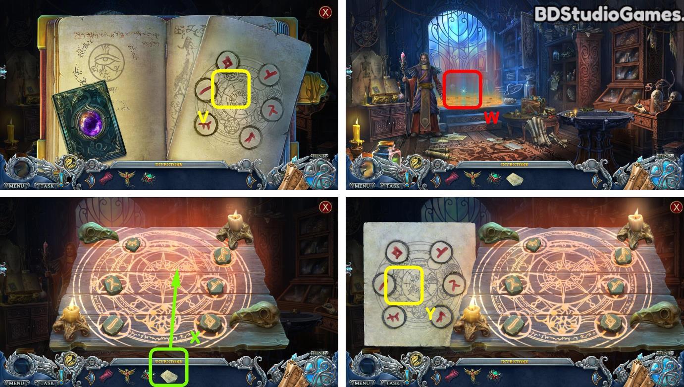 Spirits Of Mystery: Whisper Of The Past Walkthrough Screenshot 0051