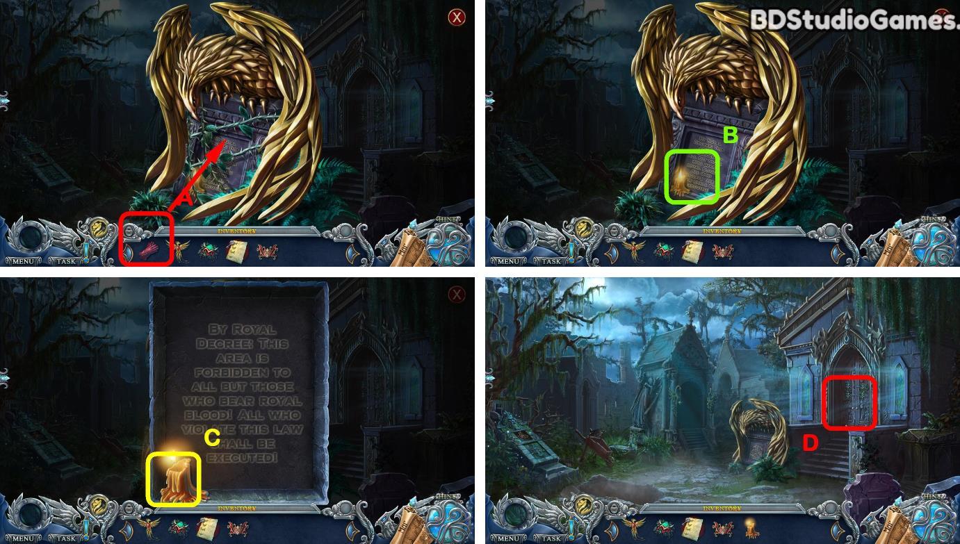 Spirits Of Mystery: Whisper Of The Past Walkthrough Screenshot 0059