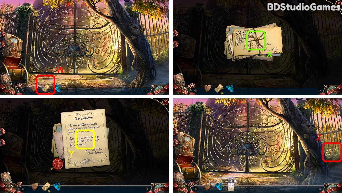 Tangled Stories: Fatal Love Walkthrough Screenshot 0006