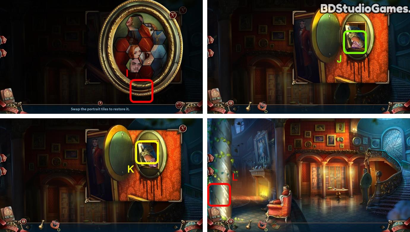 Tangled Stories: Fatal Love Walkthrough Screenshot 0025