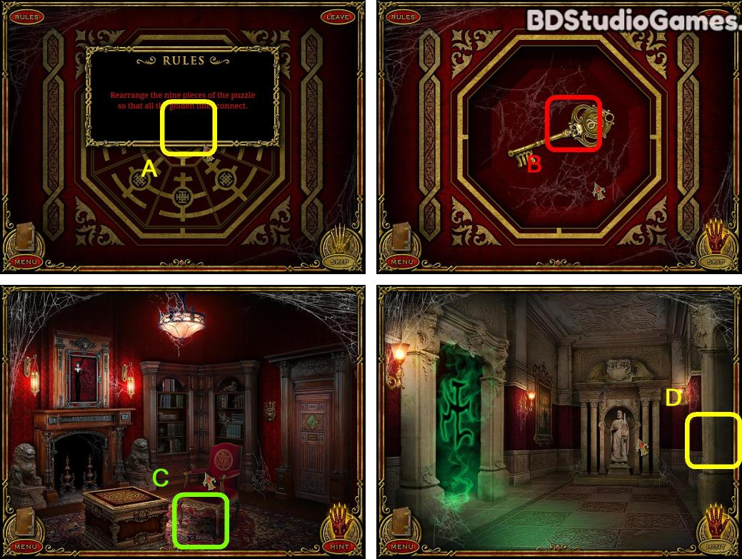 The Cabinets of Doctor Arcana Walkthrough Screenshot 0009