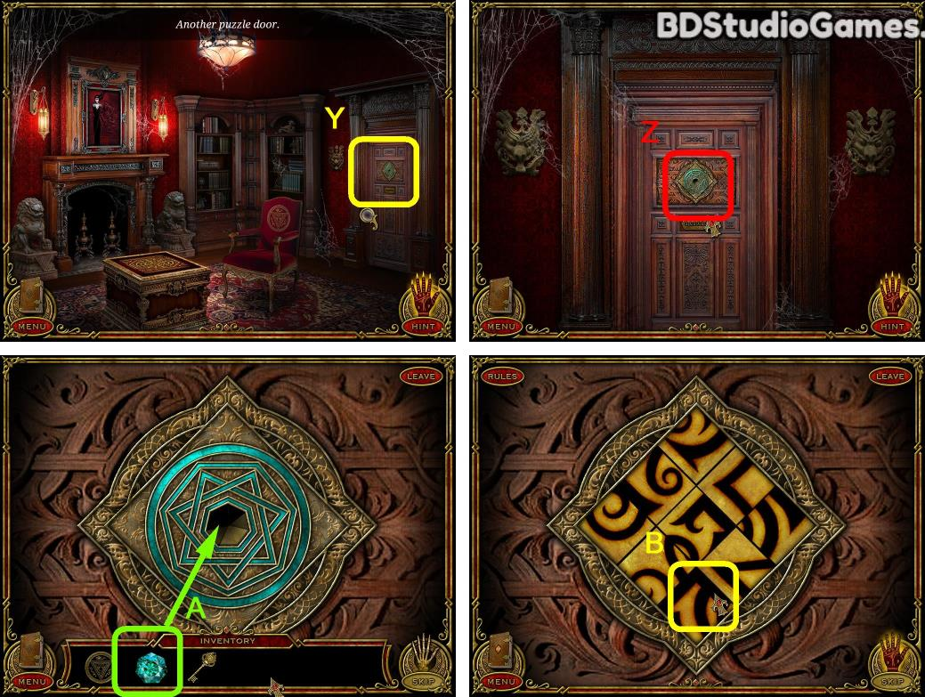 The Cabinets of Doctor Arcana Walkthrough Screenshot 0015