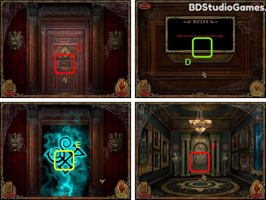 The Cabinets of Doctor Arcana Walkthrough Screenshot 0016