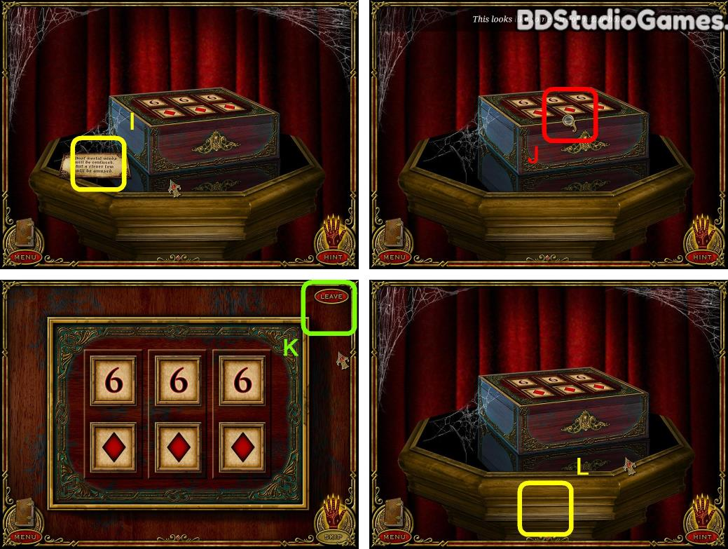 The Cabinets of Doctor Arcana Walkthrough Screenshot 0024