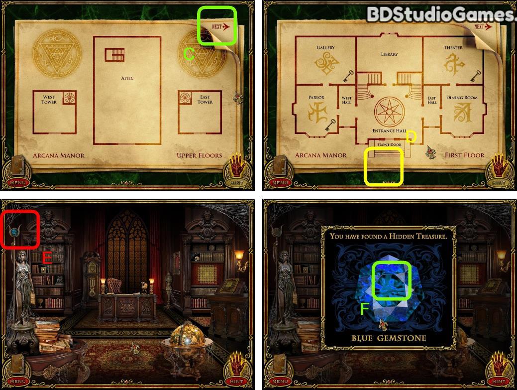 The Cabinets of Doctor Arcana Walkthrough Screenshot 0029
