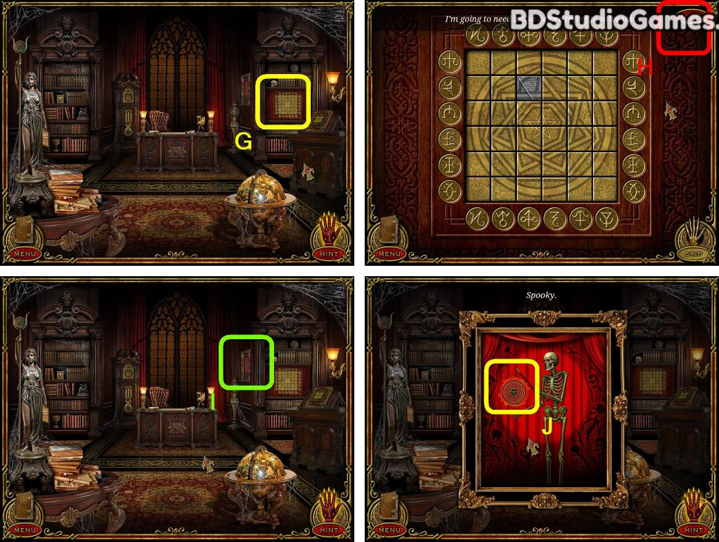 The Cabinets of Doctor Arcana Walkthrough Screenshot 0030