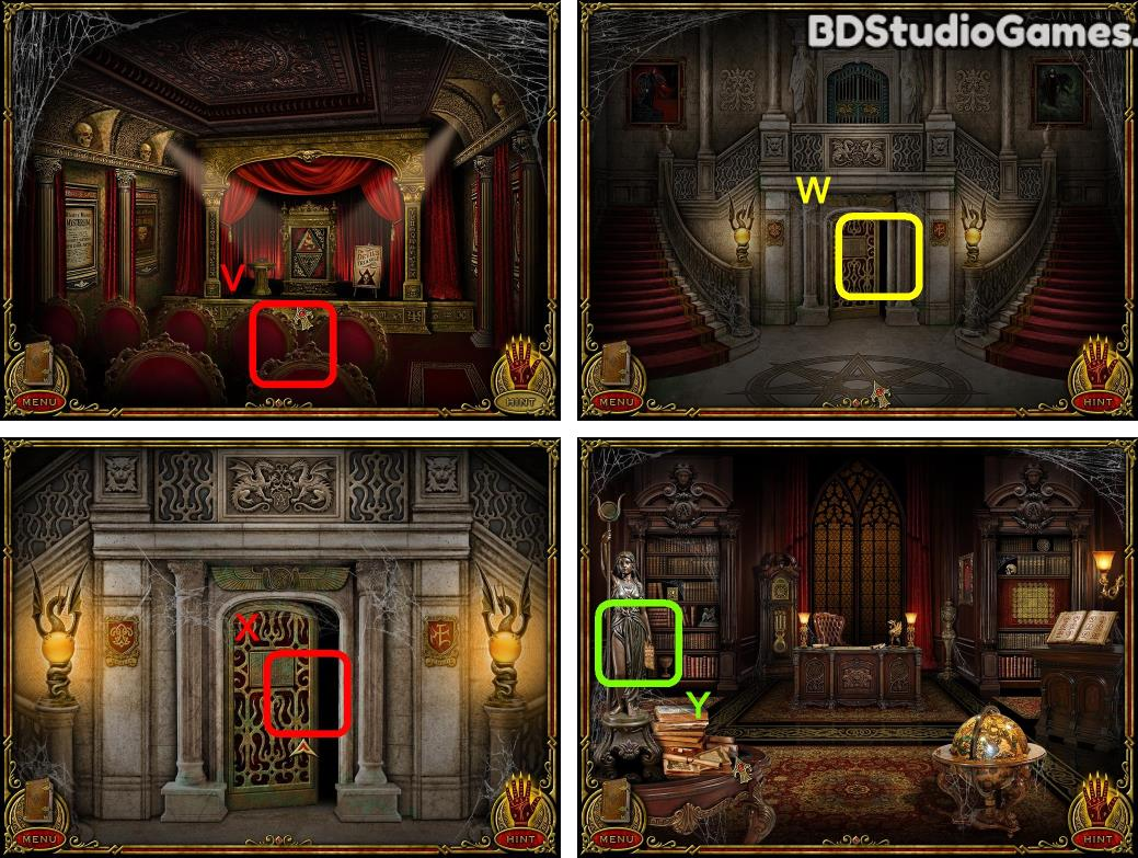 The Cabinets of Doctor Arcana Walkthrough Screenshot 0034
