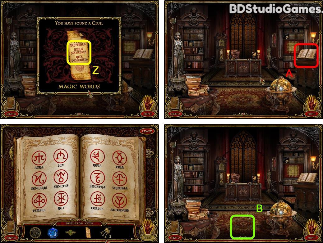 The Cabinets of Doctor Arcana Walkthrough Screenshot 0035