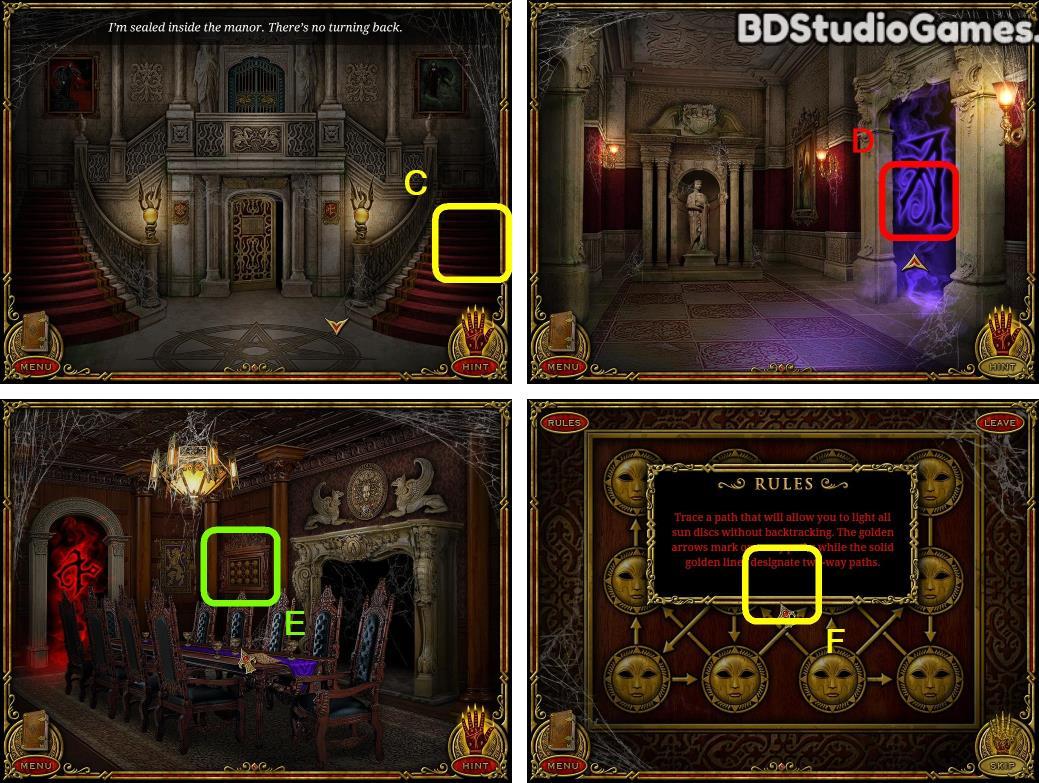 The Cabinets of Doctor Arcana Walkthrough Screenshot 0036