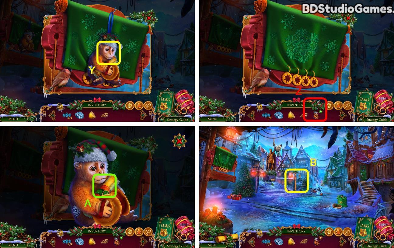 The Christmas Spirit: Mother Gooses Untold Tales Walkthrough Screenshot 0006