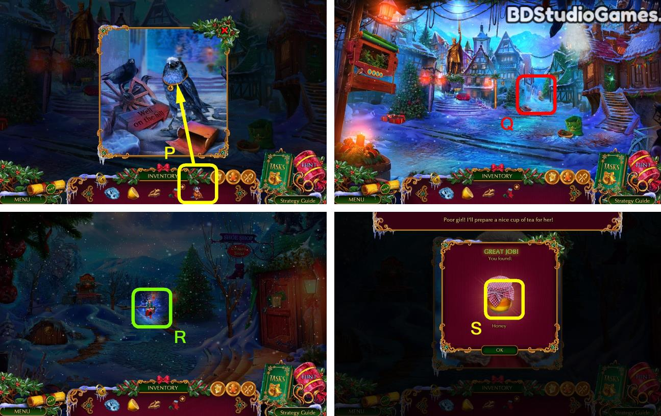 The Christmas Spirit: Mother Gooses Untold Tales Walkthrough Screenshot 0014