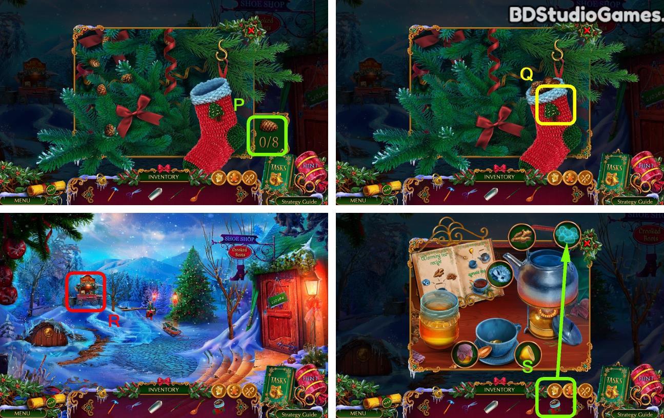 The Christmas Spirit: Mother Gooses Untold Tales Walkthrough Screenshot 0020