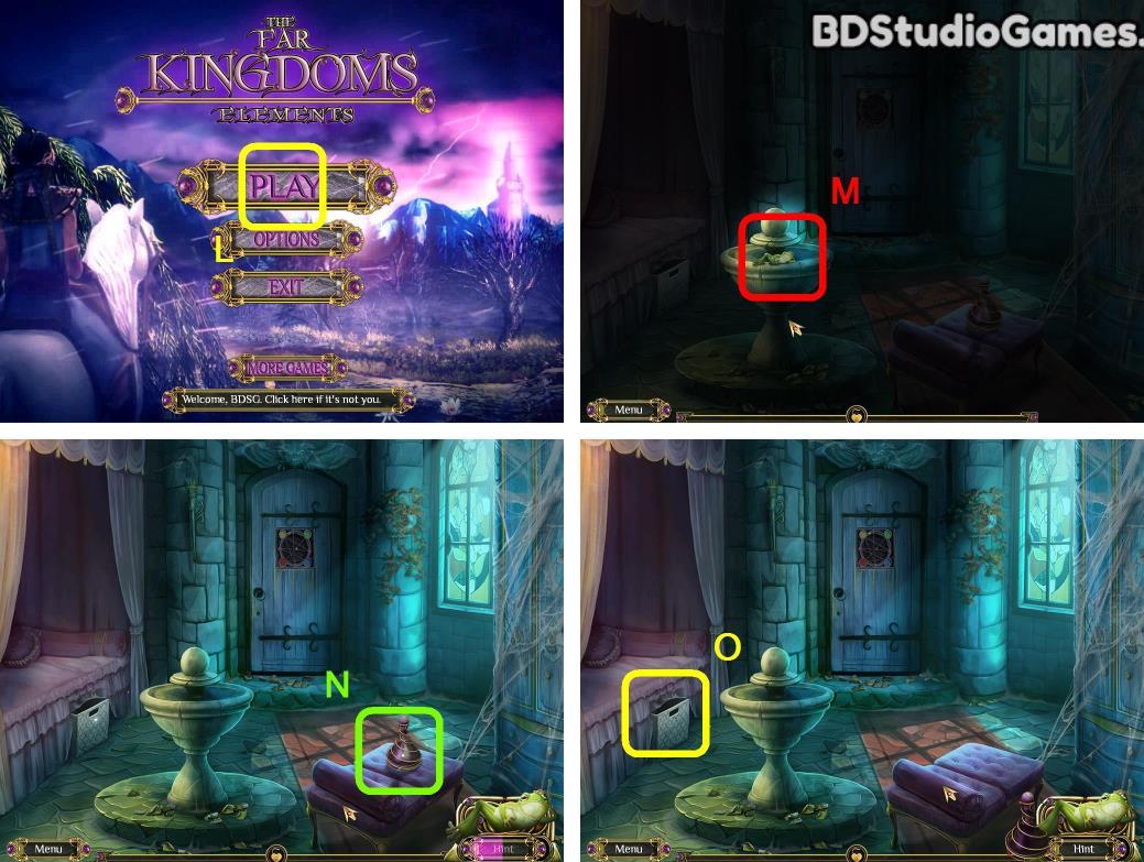 The Far Kingdoms: Elements Walkthrough Screenshot 0001