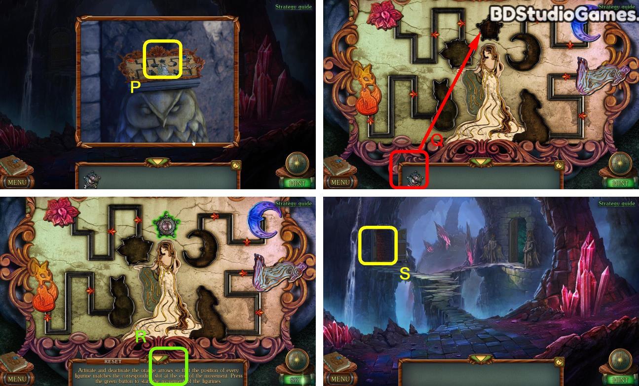 The Legacy: The Tree of Might Bonus Chapter Walkthrough Screenshot 0081