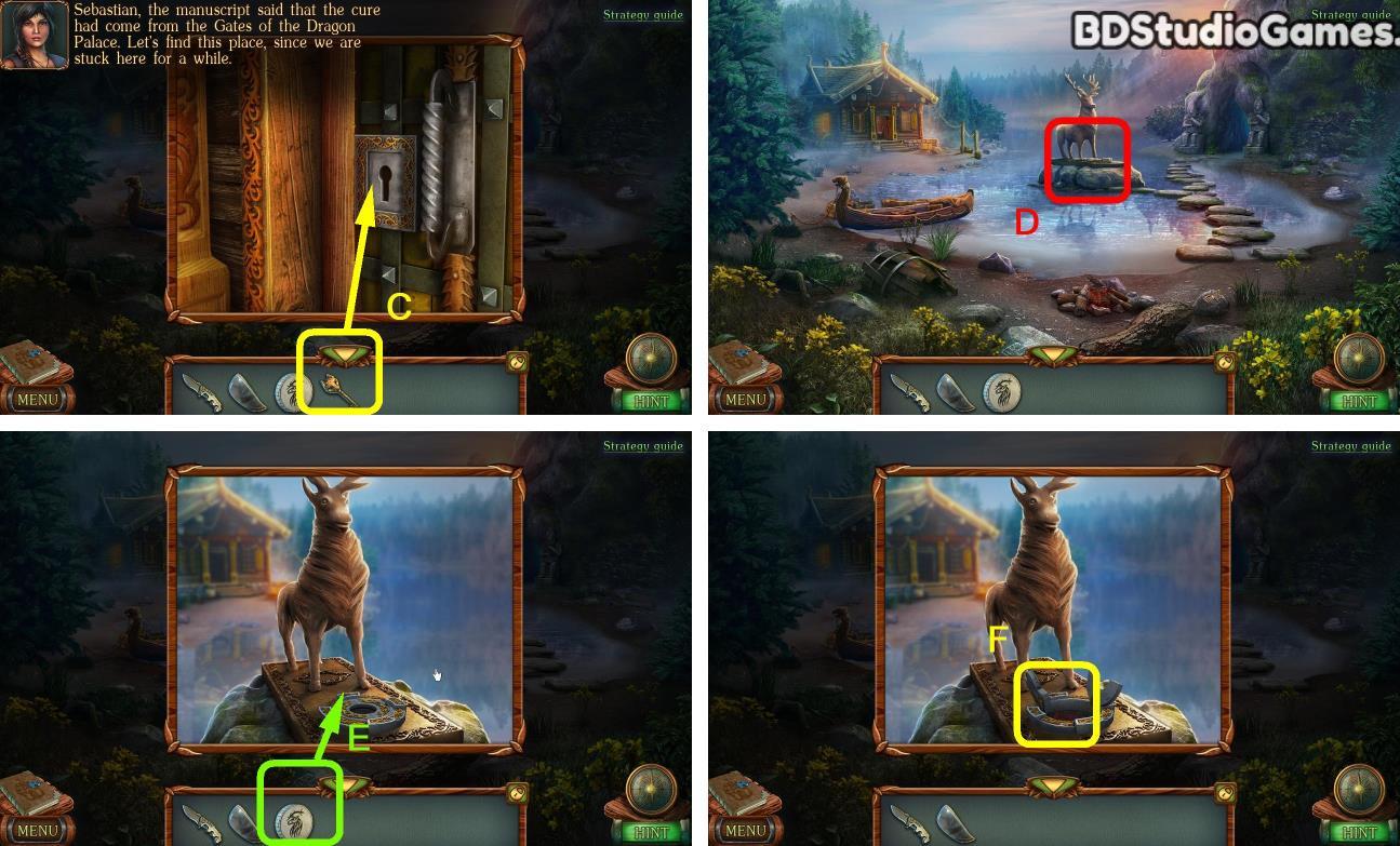 The Legacy: The Tree of Might Walkthrough Screenshot 0027