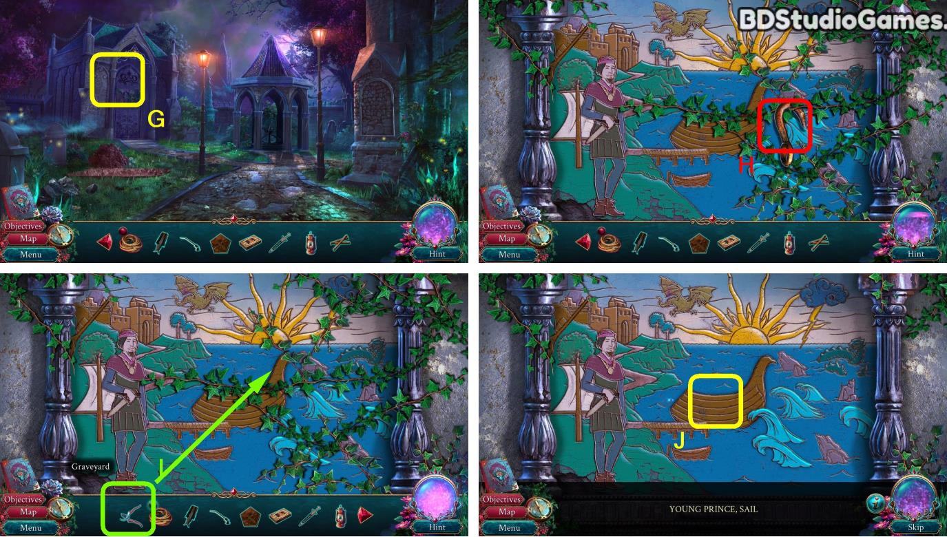 The Myth Seekers: The Sunken City Beta Version Walkthrough Screenshot