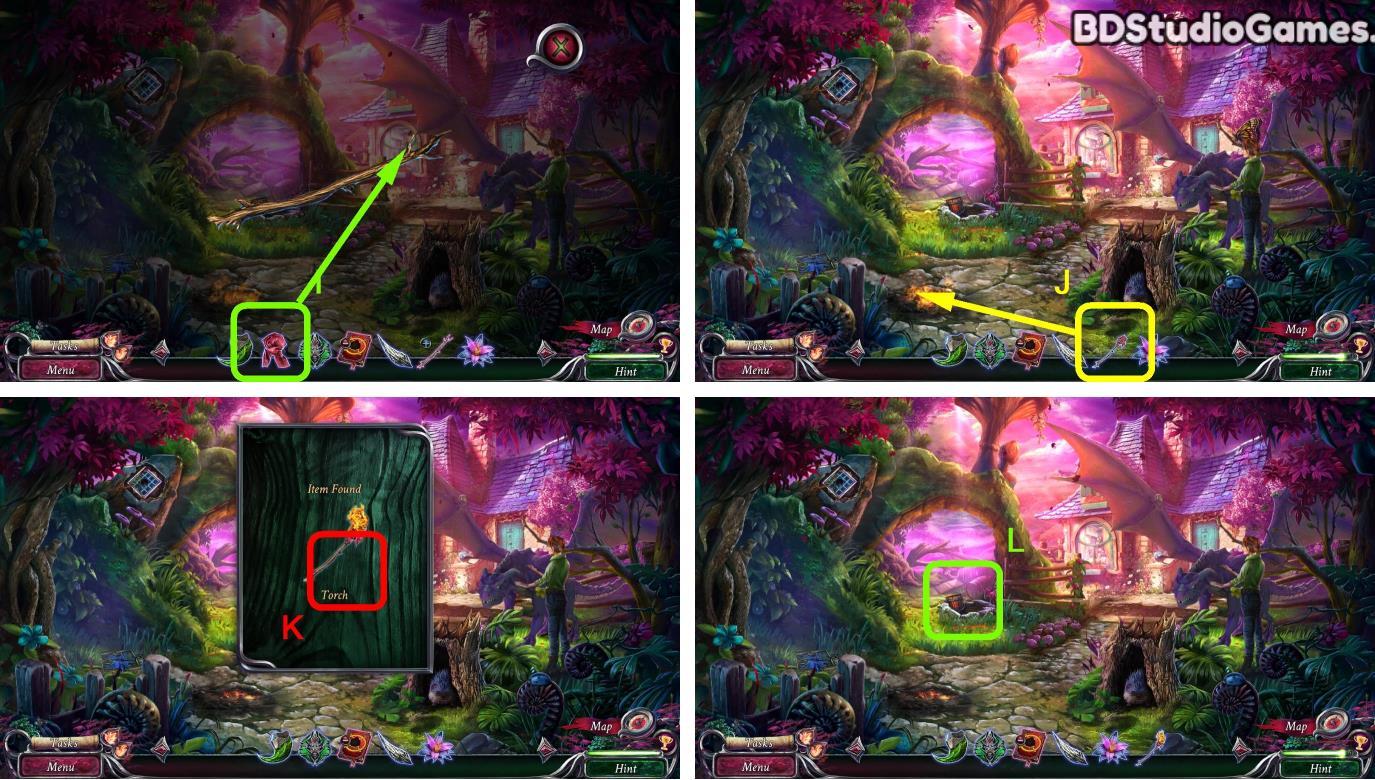 The Secret Order: Return to the Buried Walkthrough Screenshot 0022