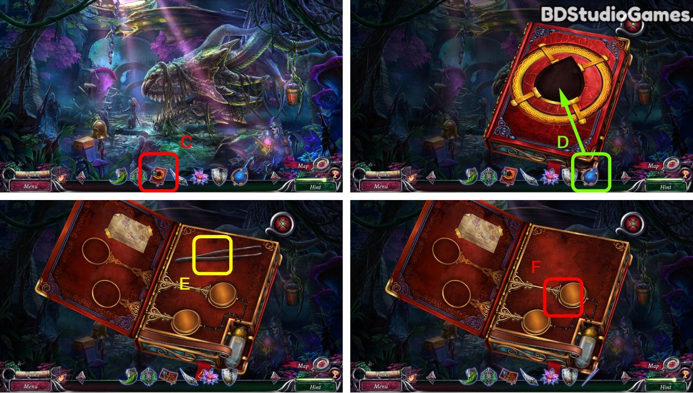 The Secret Order: Return to the Buried Walkthrough Screenshot 0027