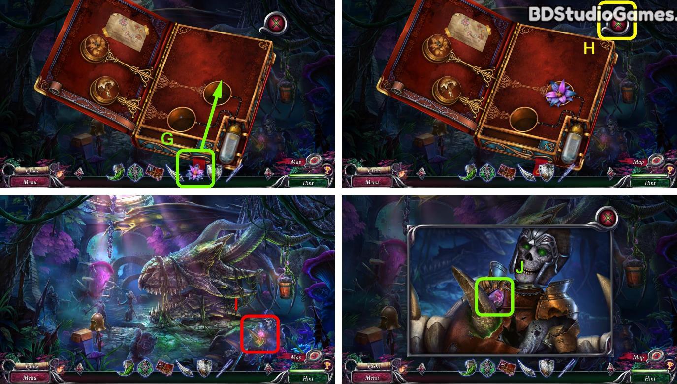The Secret Order: Return to the Buried Walkthrough Screenshot 0028
