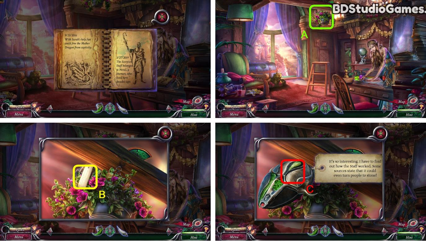 The Secret Order: Return to the Buried Walkthrough Screenshot 0033