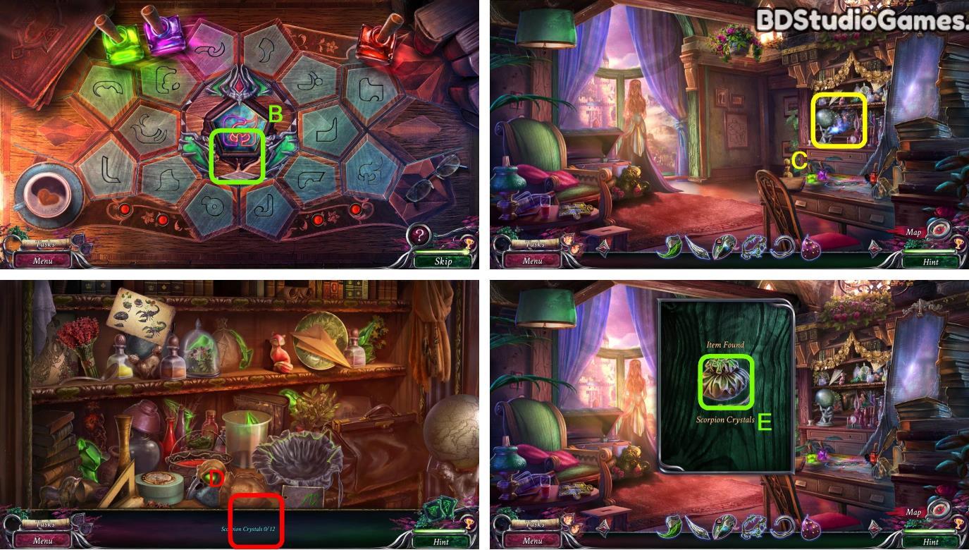 The Secret Order: Return to the Buried Walkthrough Screenshot 0040