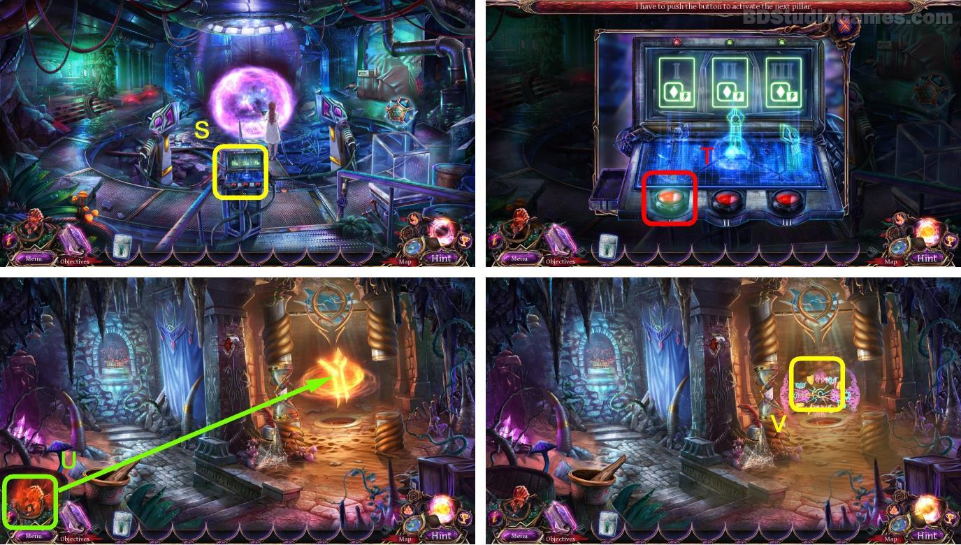 The Secret Order: Shadow Breach Walkthrough Screenshot