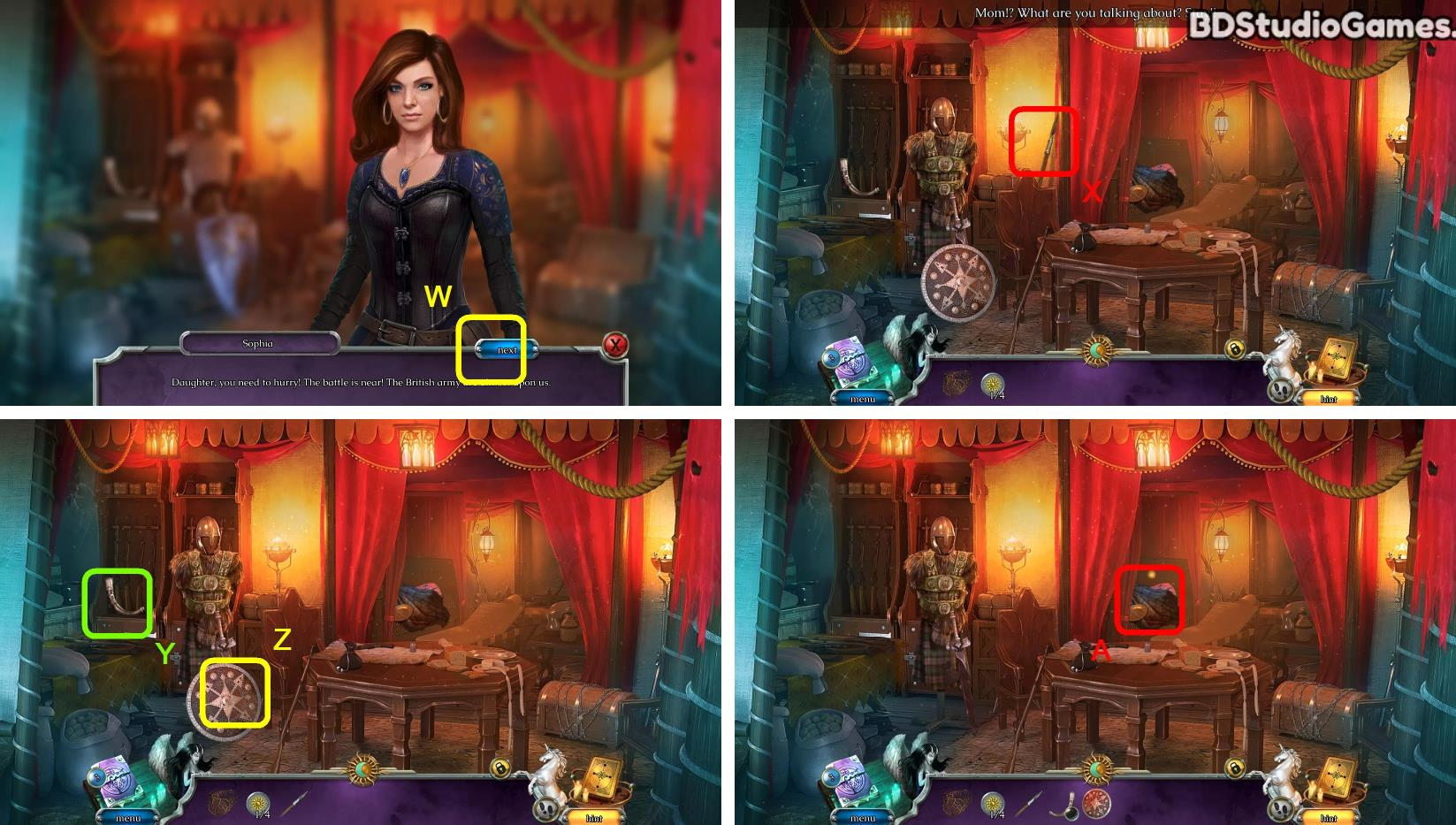 The Seven Chambers Walkthrough Screenshot 0010