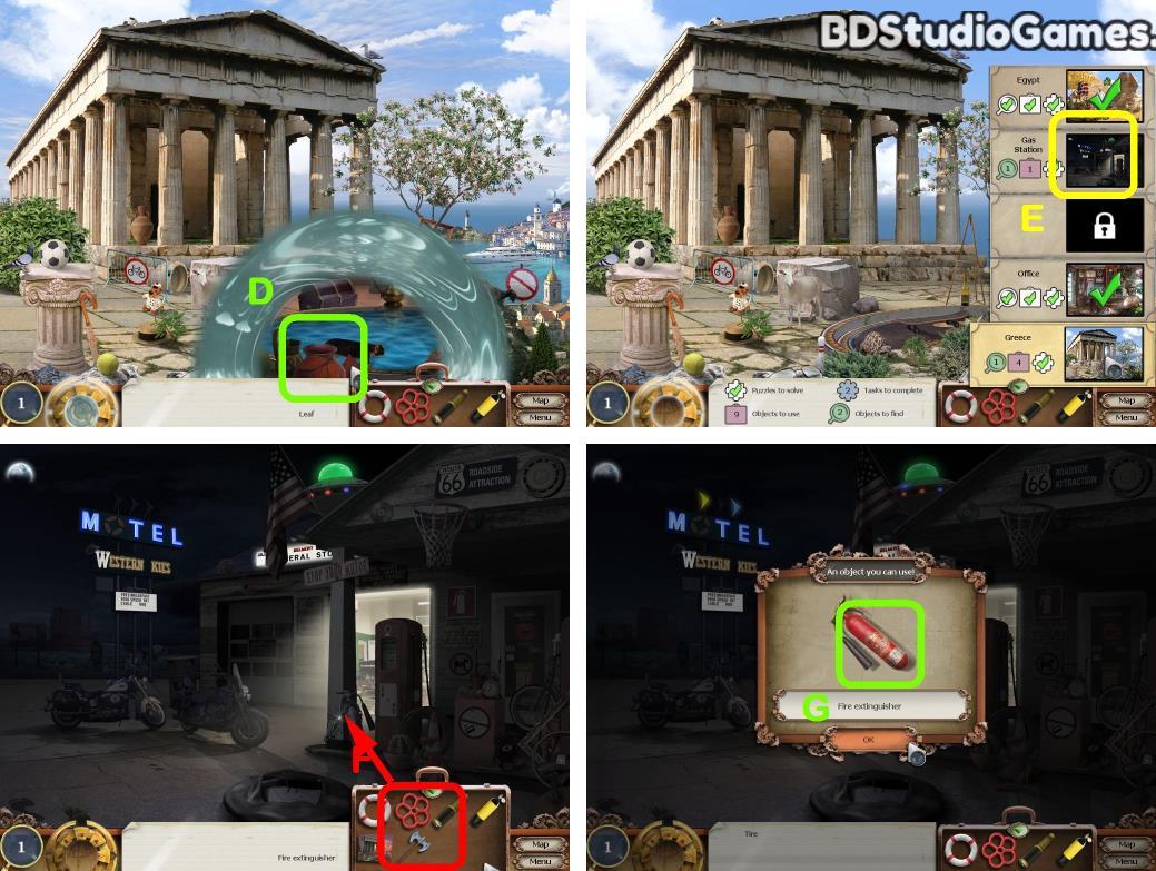 Treasure Masters, Inc.: The Lost City Walkthrough Screenshot 0083