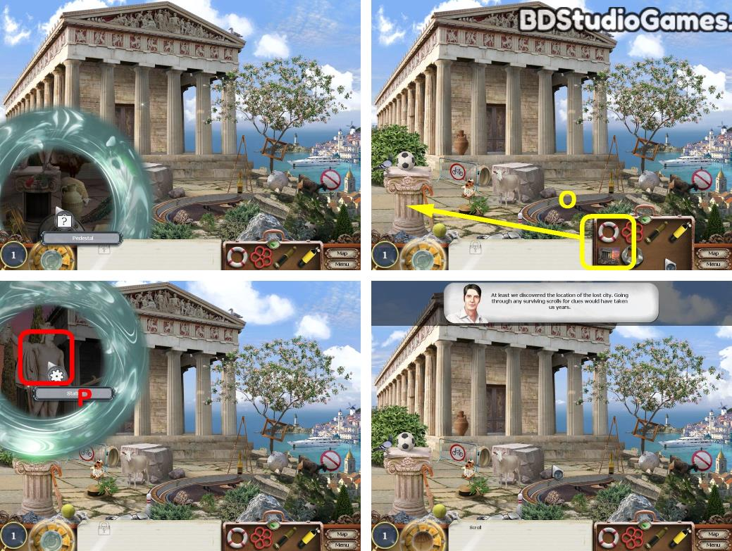 Treasure Masters, Inc.: The Lost City Walkthrough Screenshot 0086