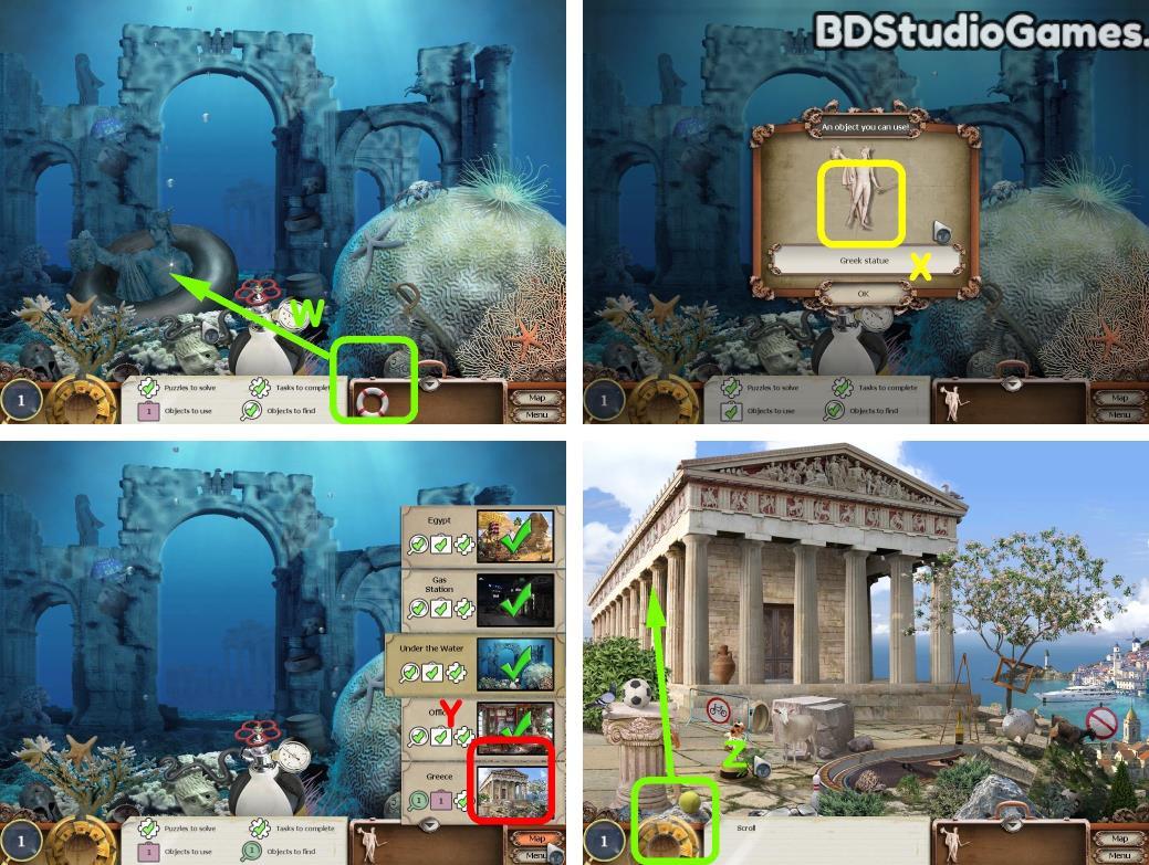 Treasure Masters, Inc.: The Lost City Walkthrough Screenshot 0089